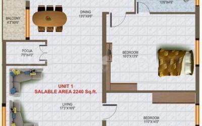 asrithas-tarasi-villa-in-hsr-layout-5th-sector-location-map-i16