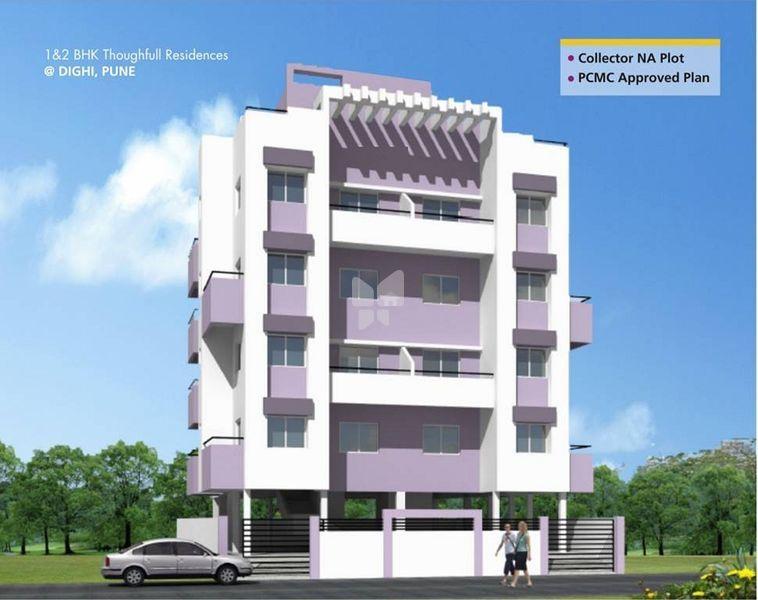 Bhosale Saiyog Residency - Project Images