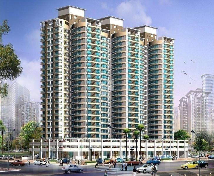 Gaurav Woods Phase I - Elevation Photo