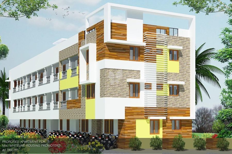Whiteline Sri Andal Gardens - Elevation Photo