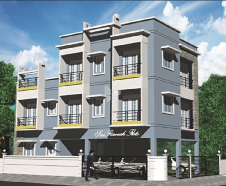 GD Sai Ramesh Flats - Elevation Photo