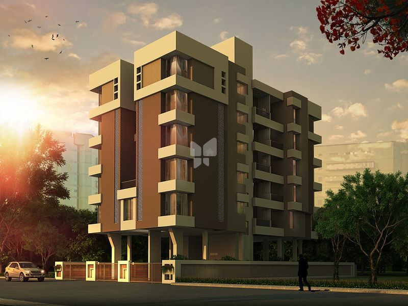 Ranade Madhumita Apartments - Elevation Photo