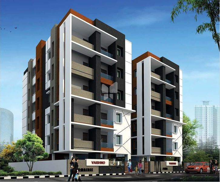 Vaishno Square - Project Images