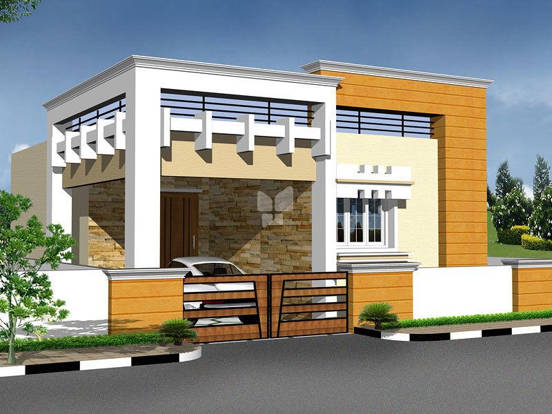 Front Elevation Designs In Chennai : Teachers colony extn ii in chengalpattu town chennai