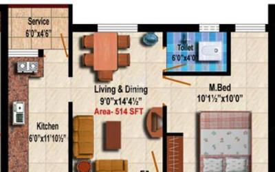 stepsstone-madhavs-apartment-in-nanmangalam-elevation-photo-szu