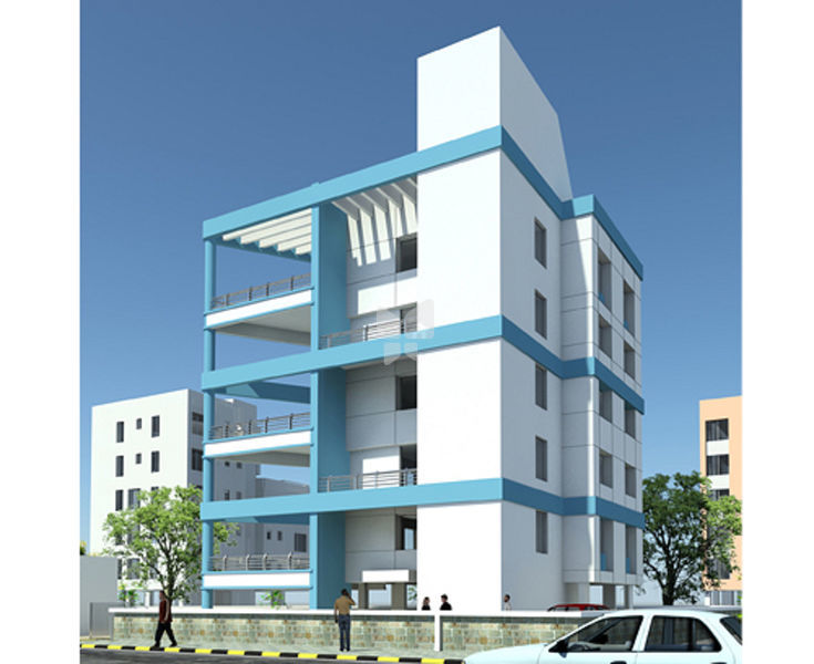 New Front Anand Apartment - Elevation Photo
