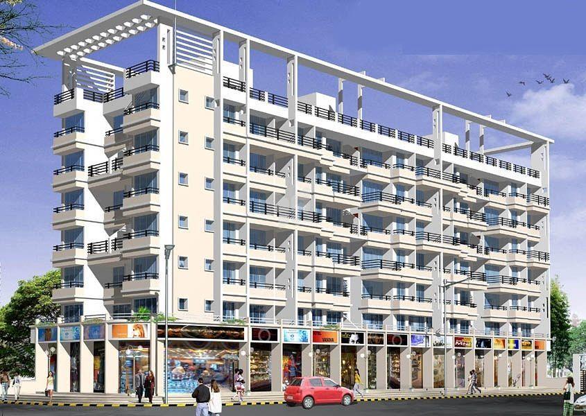 Platinum Om Sai Darshan - Elevation Photo
