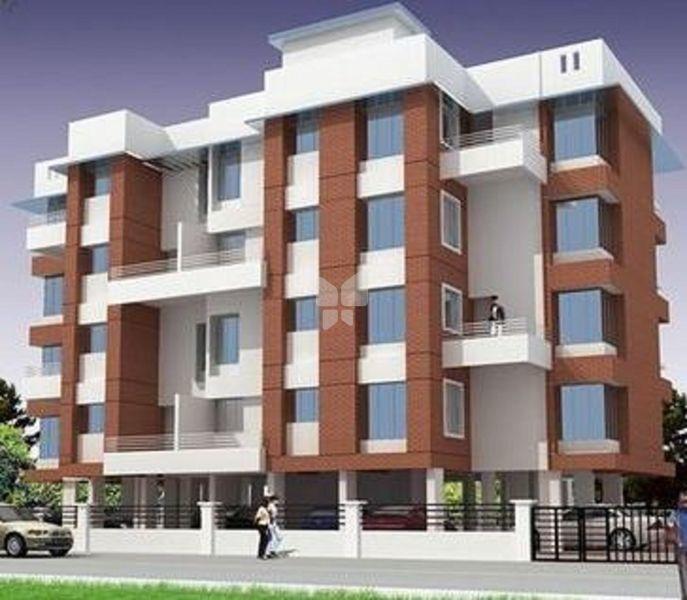 Ganesh Vandan Apartments - Elevation Photo