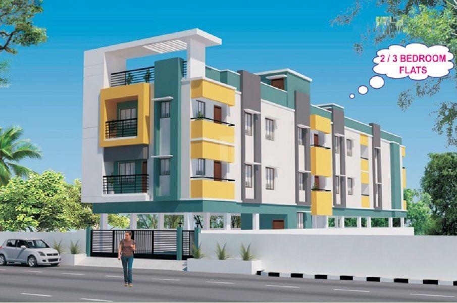 Anjaneyaa Thirumalai - Elevation Photo