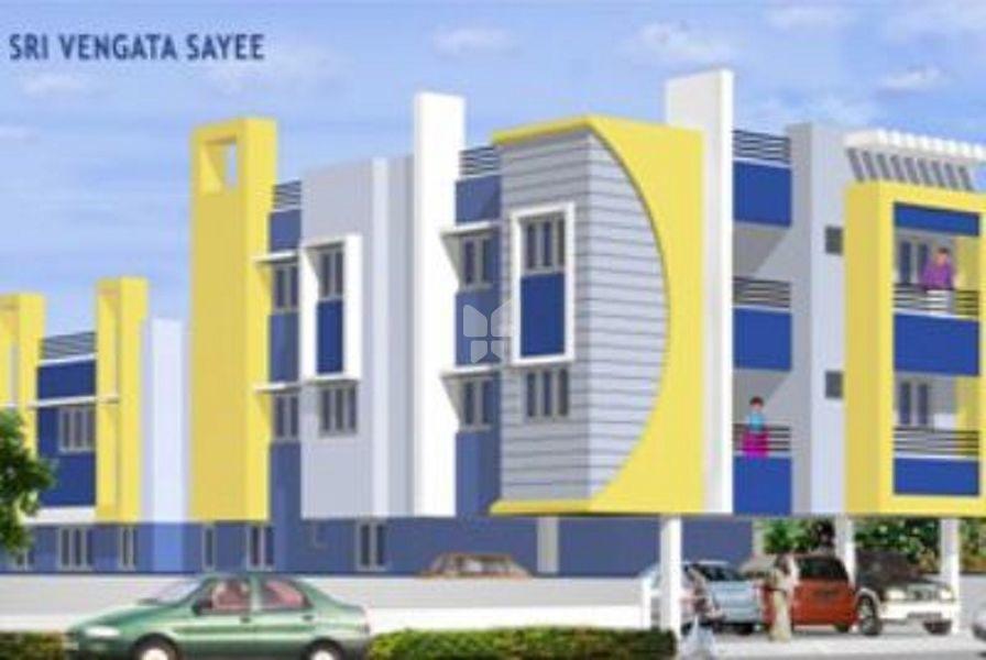 Sri Sayee Vengata Sayee - Elevation Photo