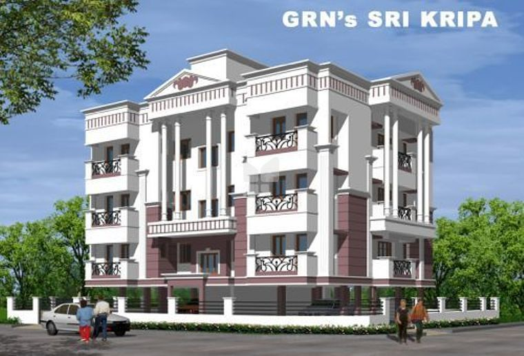 GRN Sri Kripa - Elevation Photo