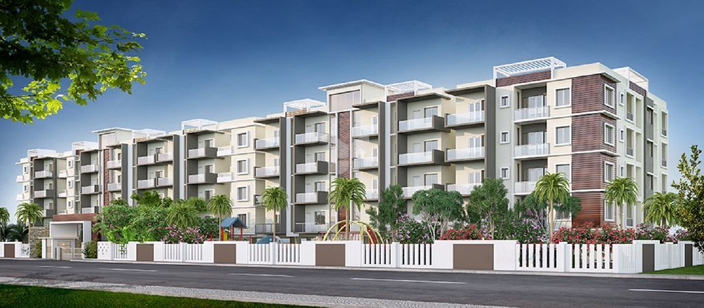 Samhita Maruthi Homes - Elevation Photo
