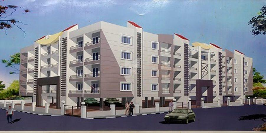 LAA Adithya Residency - Elevation Photo