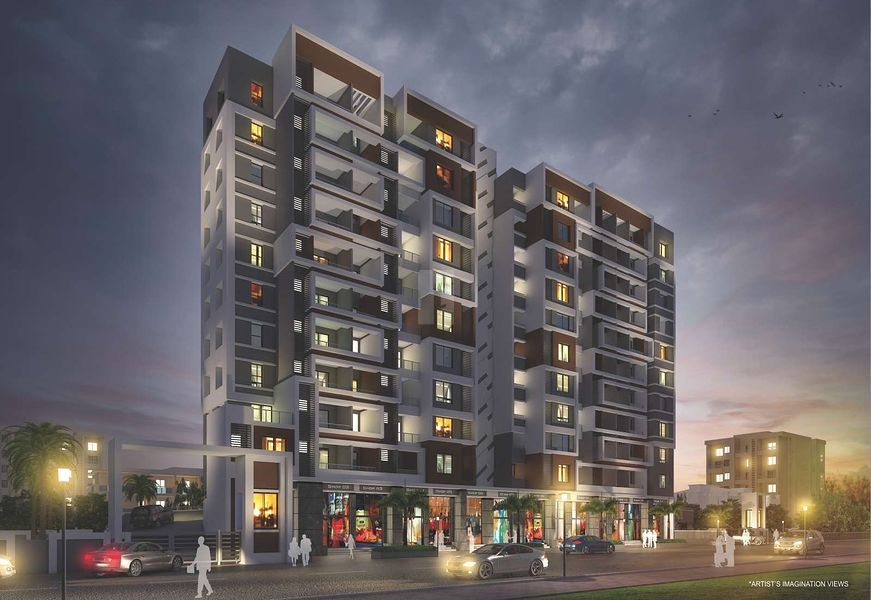RR Riddhi Siddhi Avenue - Project Images
