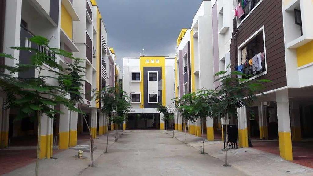 Madras City Brindhavanam Enclave - Elevation Photo