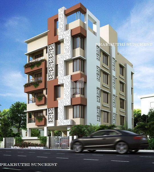 Prakruthi Suncrest - Project Images
