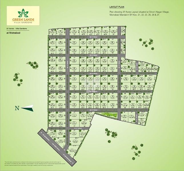 Headway Green Lands - Master Plans