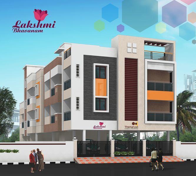 Thenaruvi Lakshmi Bhavanam - Elevation Photo