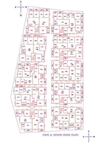 King 39 s trinity in tambaram west chennai price floor for 1 king west floor plans