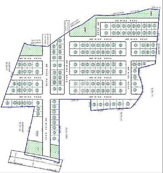 Chaitanya Green Avenue I - Master Plans