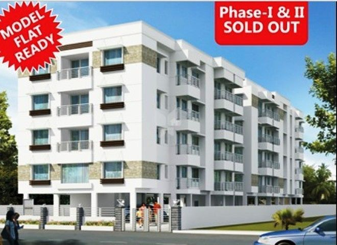 Priya VSR Paradise Phase III - Elevation Photo