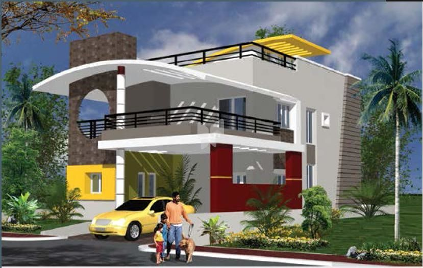 Samskruthi Springdale - Elevation Photo