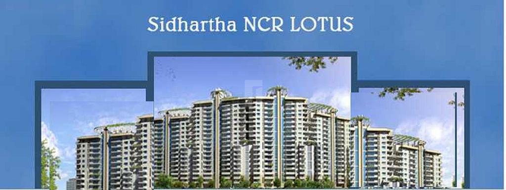 Sidhartha NCR Lotus - Project Images