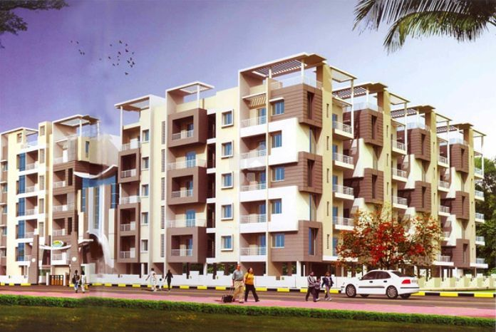Sreemitra Jewel - Elevation Photo