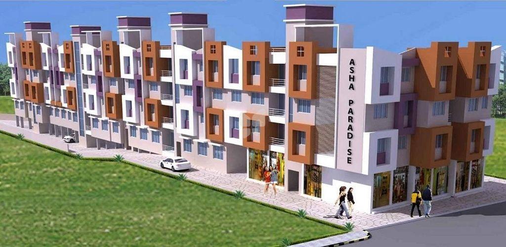 Ashapura Asha Paradise - Project Images