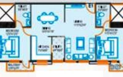 samhita-blossom-in-dodda-nekkundi-floor-plan-2d-qmk