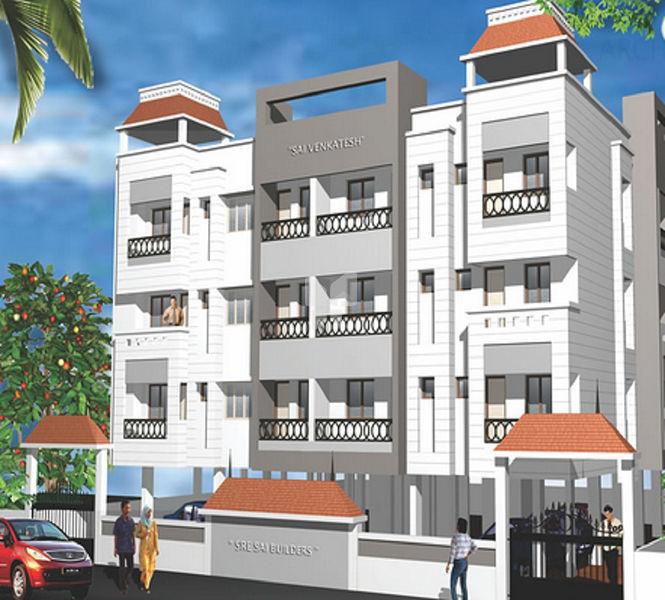 Sre Sai Venkatesh - Elevation Photo