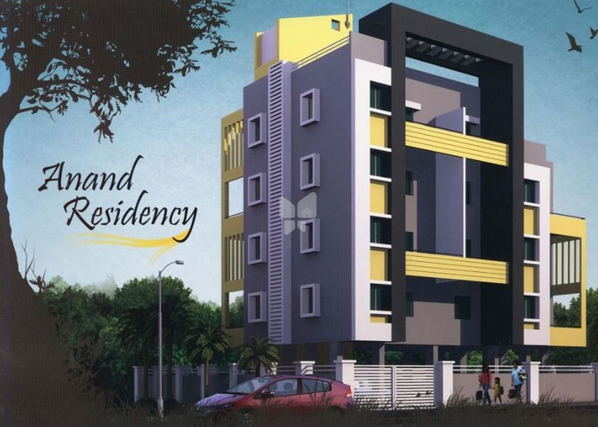Anand Residency 1 - Project Images