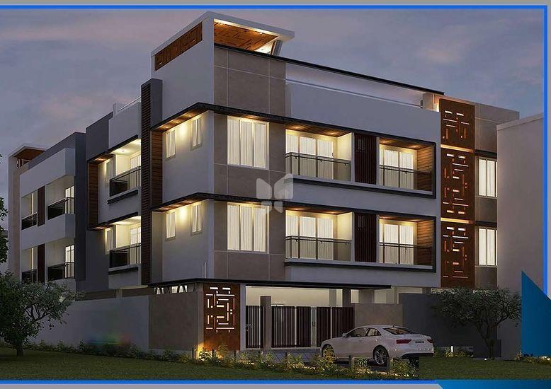 Swasthi Residency - Elevation Photo