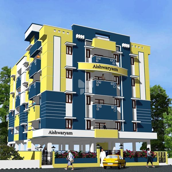 Aishwaryam Apartments - Elevation Photo