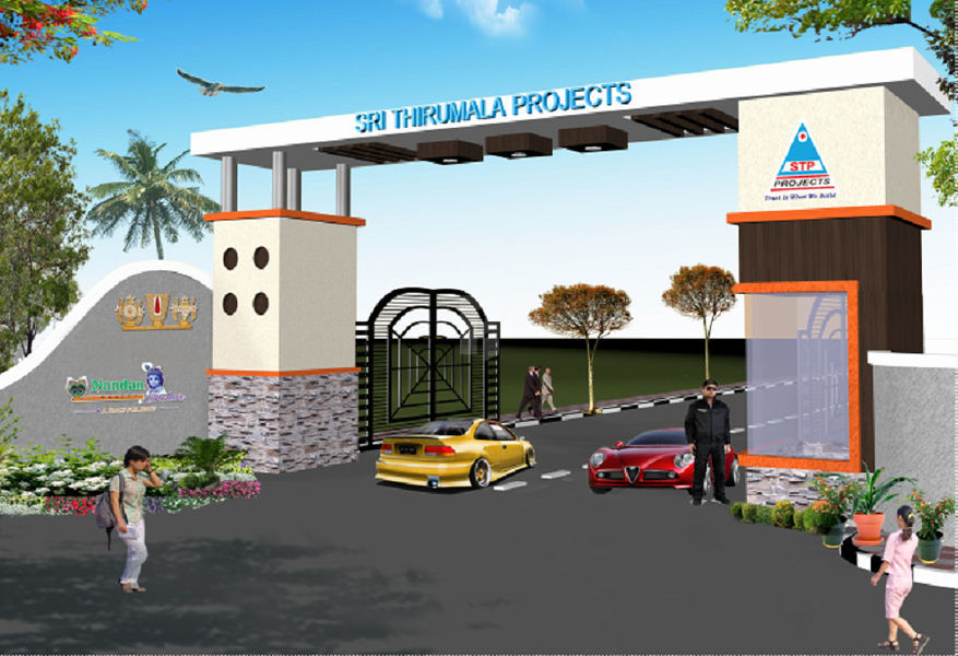 Sri Nandan Enclave - Project Images