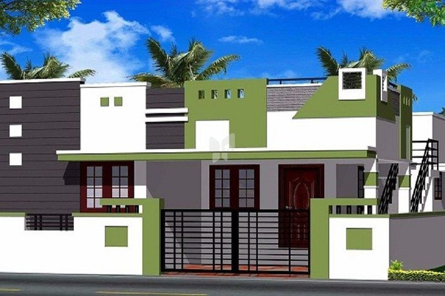 SSS Sakthi Garden - Elevation Photo