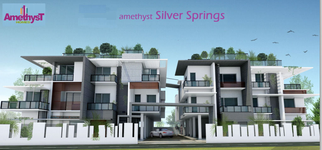 Amethyst Silver Springs In Perumbakkam Chennai Price