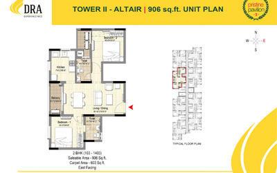 dra-pristine-pavilion-phase-iii-in-mahindra-city-floor-plan-2d-wtb