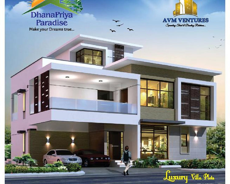 AVM Dhanapriya Paradise - Project Images