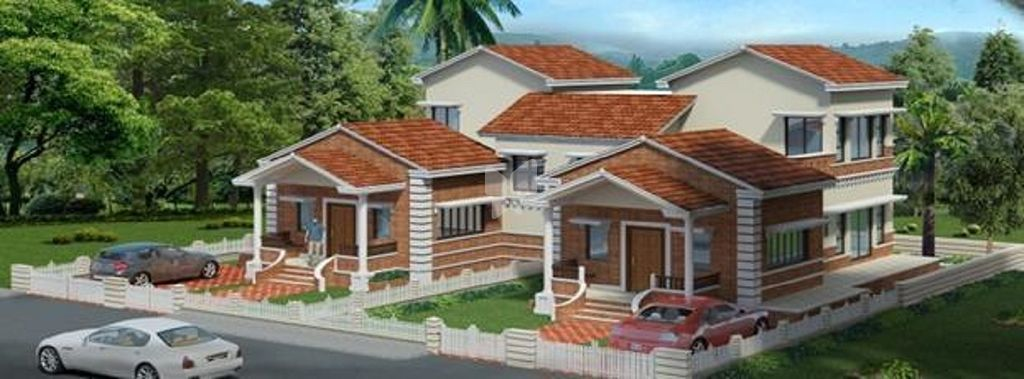 Nirman Parshuram Hills Row House - Project Images