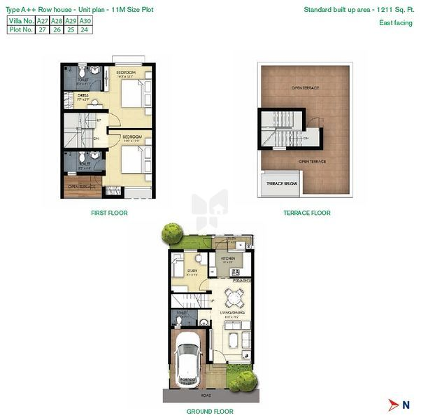 BUY TVS Emerald Green Acres @ Rs 75 Lakhs in Kolapakkam, Chennai by TVS  Emerald Haven Realty Ltd - Get TruePrice, Brochure, Amenities, Price Trends