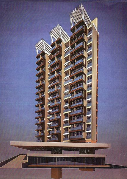 Aastha Pyramid - Project Images