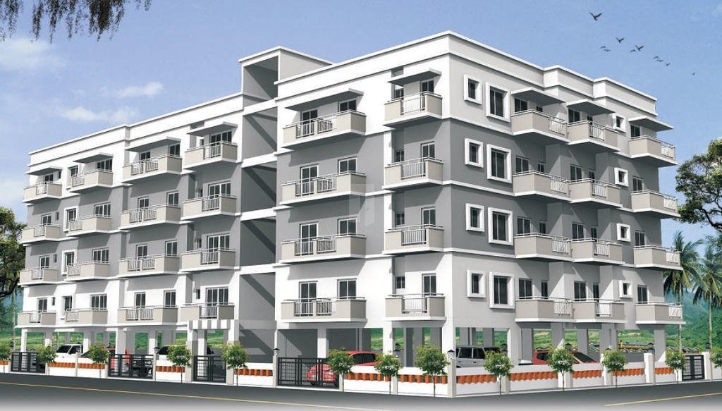 Amrutha Dhara - Elevation Photo