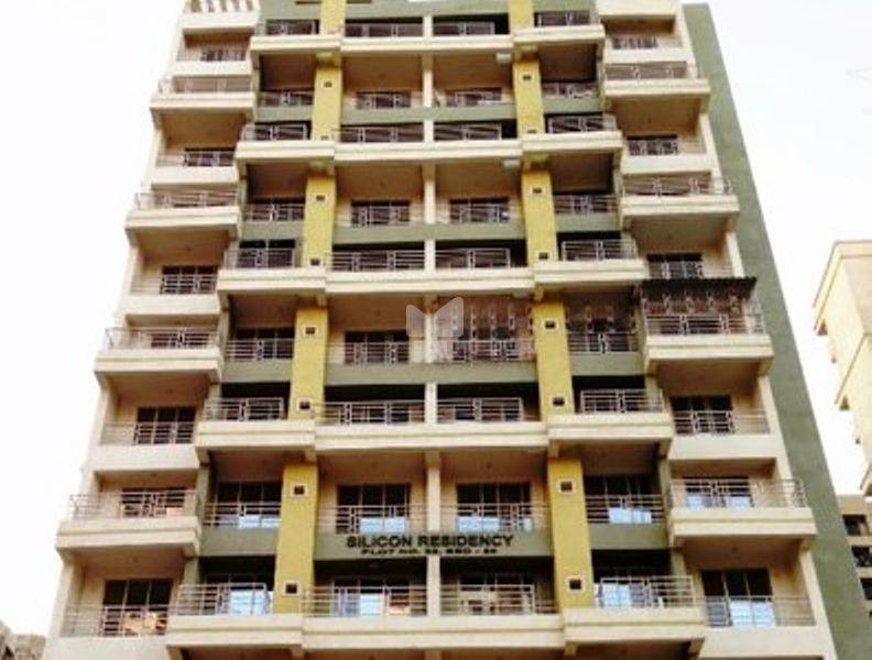 Vasani Silicon Residency - Elevation Photo