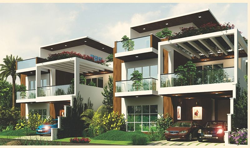 Lake Mist Villa In Yelahanka Bangalore Price Floor