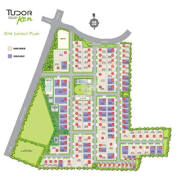 Tudor Ken Plot - Master Plans