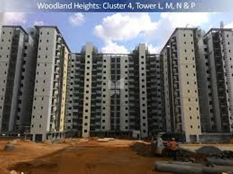 DLF MyTown - Maiden and Woodland Heights - Project Images