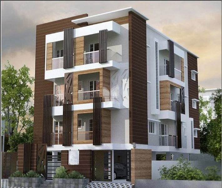 JKB Sri Ahobilam - Elevation Photo
