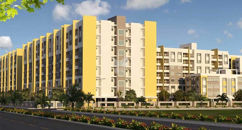 Shriram Sameeksha - Elevation Photo