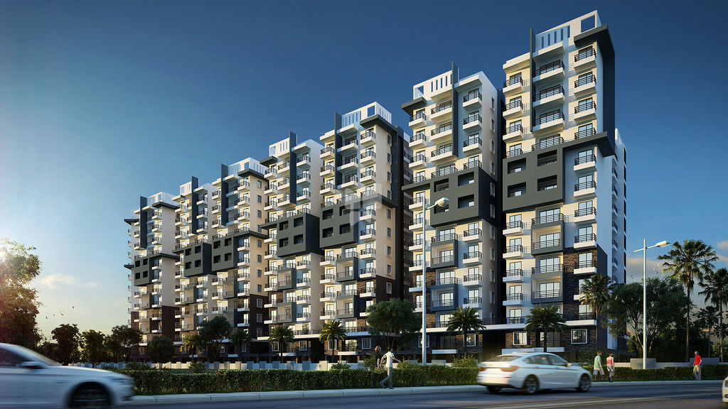 Keerthi Royal Palms - Project Images